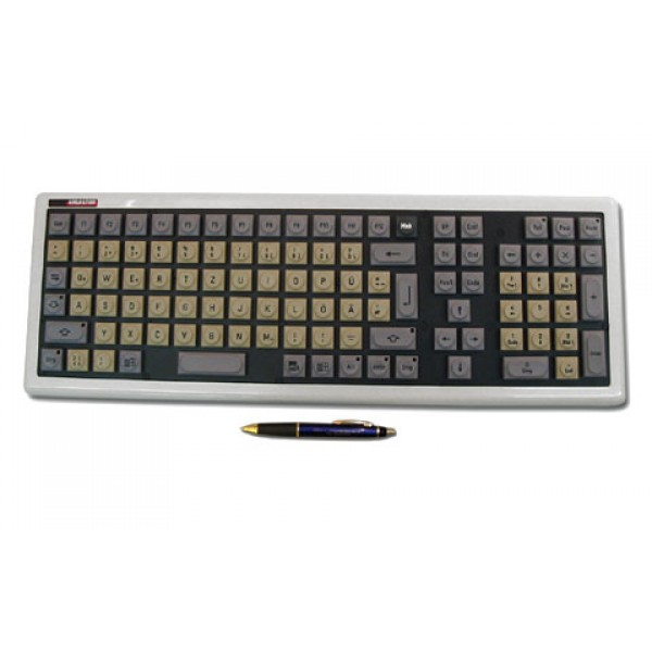 G&T Fußschreibertastatur APOLLON und MERCURIUS