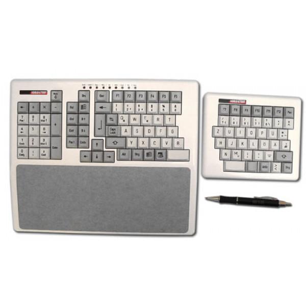 G&T Geteilte Tastatur HERA und ZEUS