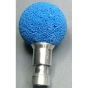 JS-Aufsatz MicroPilot Softball 30 mm Ø blau Auslenkung weich